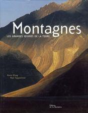 Montagnes, les grandes oeuvres de la terre - Intérieur - Format classique
