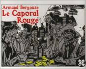 Le Caporal Rouge - Couverture - Format classique