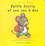 Petite Souris Et Son Sac A Dos - Intérieur - Format classique