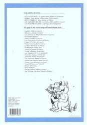 Recueil spirou t.276 - 4ème de couverture - Format classique