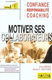 Motiver ses collaborateurs - Intérieur - Format classique