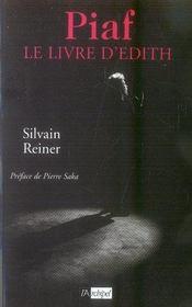 Piaf - le livre d'edith - Intérieur - Format classique