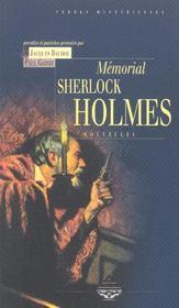 Memorial sherlock holmes - Intérieur - Format classique