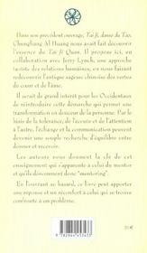 Guide Des Vertus Taoistes - 4ème de couverture - Format classique
