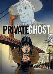Private ghost t.1 ; red label voodoo - Couverture - Format classique