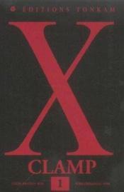 X t.1 - Couverture - Format classique