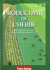 Productivite De L'Herbe - Intérieur - Format classique