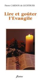 Lire Et Go?Ter L'Evangile - Couverture - Format classique