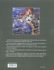 La peinture en Martinique - 4ème de couverture - Format classique