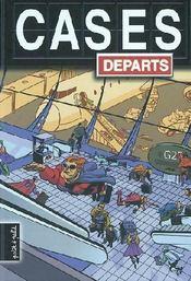 Cases Depart - Couverture - Format classique