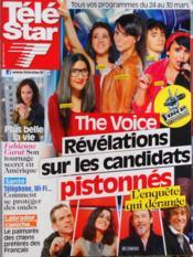 Tele Star N°1851 du 19/03/2012 - Couverture - Format classique