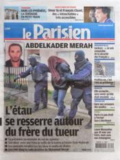 Parisien 75 (Le) du 25/03/2012 - Couverture - Format classique