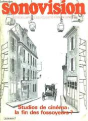 Sonovision N° 285 Septembre 1985. Sommaire: Studios De Cinema La Fin Des Fossoyeurs, L Enfance Des Medias, Asterix La Surprise De Gaumont... - Couverture - Format classique