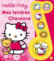 Vente livre :  Hello Kitty ; mes tendres chansons  - Collectif