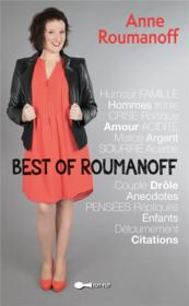 Vente livre :  Best of Roumanoff  - Mauricette Vial-Andr - Anne Roumanoff