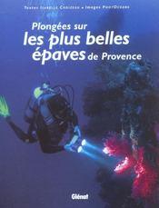 Plongées sur les plus belles épaves de Provence - Intérieur - Format classique