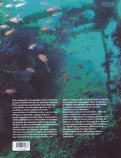 Plongées sur les plus belles épaves de Provence - 4ème de couverture - Format classique