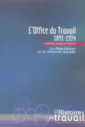 Office Du Travail 1891 1914 - Intérieur - Format classique