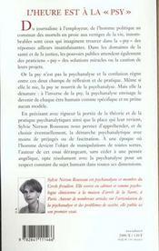 Le Divan Dans La Vitrine - 4ème de couverture - Format classique