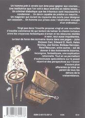 Vingt pas dans l'insolite ; une anthologie de Roland Lacourbe - 4ème de couverture - Format classique