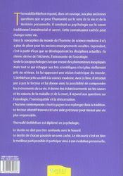 Le Destin - Une Chance A Saisir - 4ème de couverture - Format classique