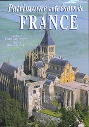 La france ; patrimoine et tresors - Intérieur - Format classique