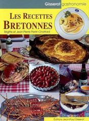 Les Recettes Bretonnes - Intérieur - Format classique