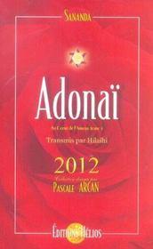 Adonai Au Coeur De L'Amour Tome 2 - Intérieur - Format classique
