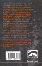 Malocchio - 4ème de couverture - Format classique