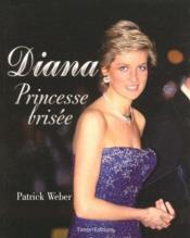 Diana, princesse brisee - Couverture - Format classique