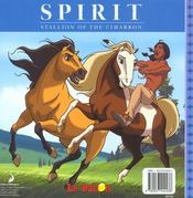 Spirit ; Stallion Of The Cimarron - 4ème de couverture - Format classique