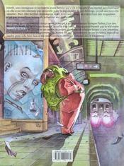 Bird T.2 ; Le Masque - 4ème de couverture - Format classique
