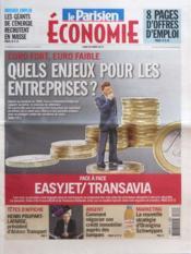 Parisien Economie (Le) du 26/03/2012 - Couverture - Format classique