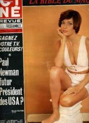 Cine Revue - Tele-Programmes - 56e Annee - N° 11 - Bonne Fete Papa - Couverture - Format classique