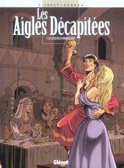 Les aigles décapitées t.18 ; l'écuyer d'Angoulême - Intérieur - Format classique