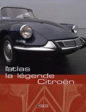 La légende citroën - Intérieur - Format classique