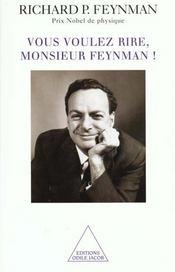 Vous voulez rire, monsieur Feynman - Intérieur - Format classique