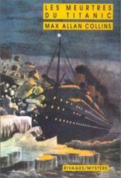 Les meurtres du Titanic - Couverture - Format classique