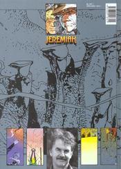 Jeremiah t.4 ; les yeux de fer rouge - 4ème de couverture - Format classique