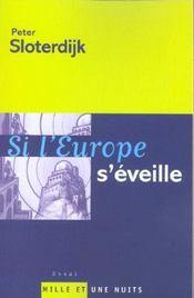 Si l'europe s'eveille - Intérieur - Format classique