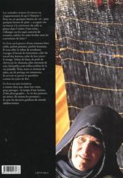 Au Fil Du Desert - 4ème de couverture - Format classique
