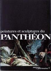 Peintures et sculptures du Panthéon - Intérieur - Format classique