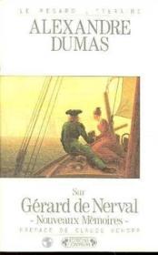 Sur Gérard de Nerval - Couverture - Format classique