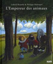L'Empereur Des Animaux - Intérieur - Format classique