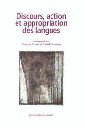 Discours, action et appropriation des langues - Intérieur - Format classique