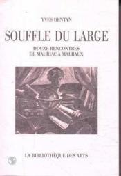 Souffle Du Large - Couverture - Format classique