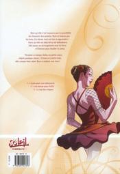 Danseuse t.2 ; une danse pour Sofia - 4ème de couverture - Format classique