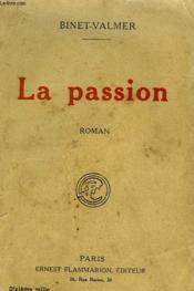 La Passion. - Couverture - Format classique