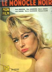 Mon Film N° 699 - Le Monocle Noir - Couverture - Format classique