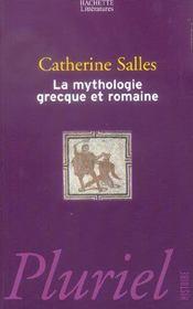 La Mythologie Grecque Et Romaine - Intérieur - Format classique